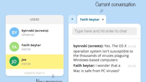 Screets Chat X v1.4.2 плагин для WordPress