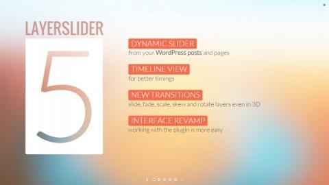 LayerSlider 5.2.0 от (Kreatura Media) плагин для WordPress