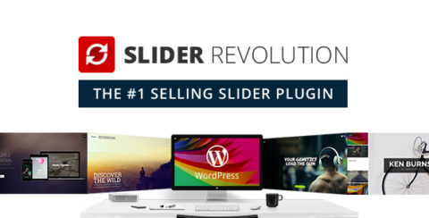 Slider Revolution 5.3 Responsive WordPress Plugin (Themepunch)