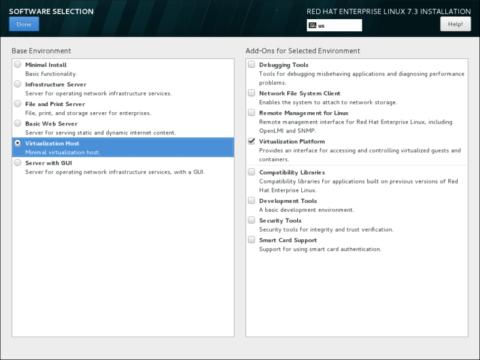 Установка KVM и Cloudmin на CentOS 7