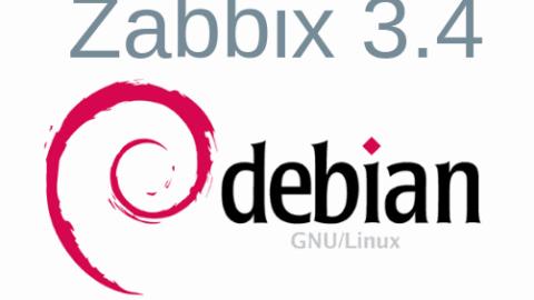 Установка Zabbix 3.4 + MySQL на Debian 9